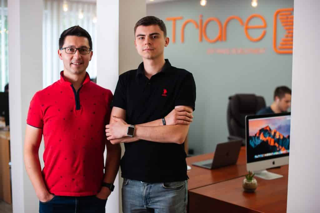 TRIARE IT company founders